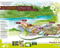 Plaisirs Verts - Sévrier - Outdoor